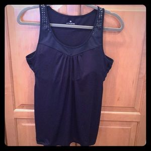 Athleta sports tank with built in bra